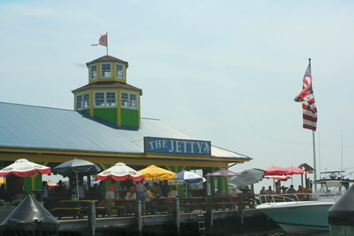 The Jetty Restaurant Bar Salamander Shores
