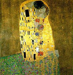 The Kiss by Gustav Klimt | by dreyboblue