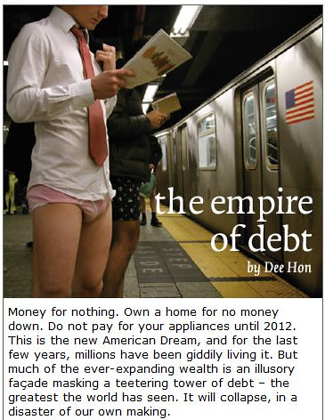 The Empire of Debt by Dee Hon | by Renegade98