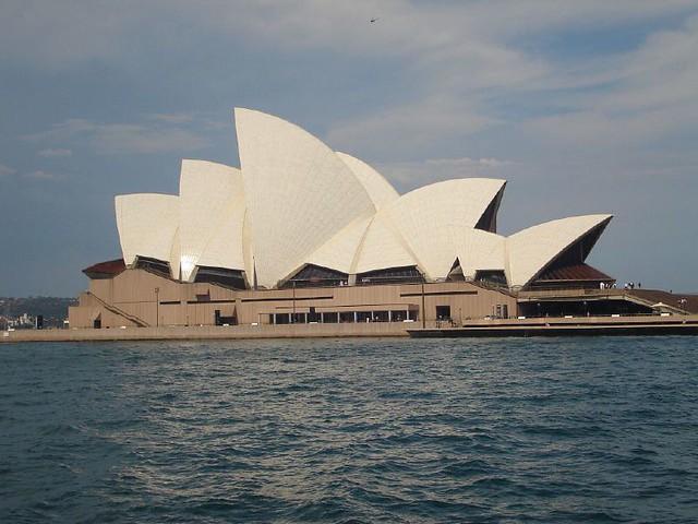 Images Of Sydney Opera House Gradient Calto