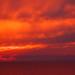 Sky on Fire - Bayfield Ontario