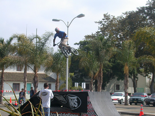 Performers at the Vans BMX Demo | by California State University Channel Islands