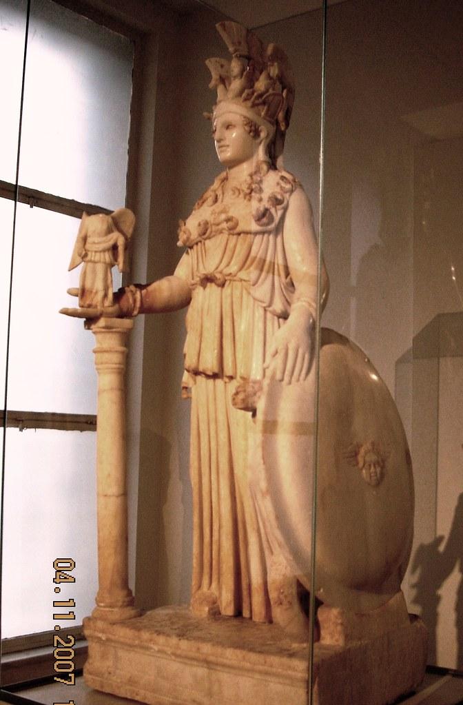 Athena Parthenos Athena Parthenos Varvakeios