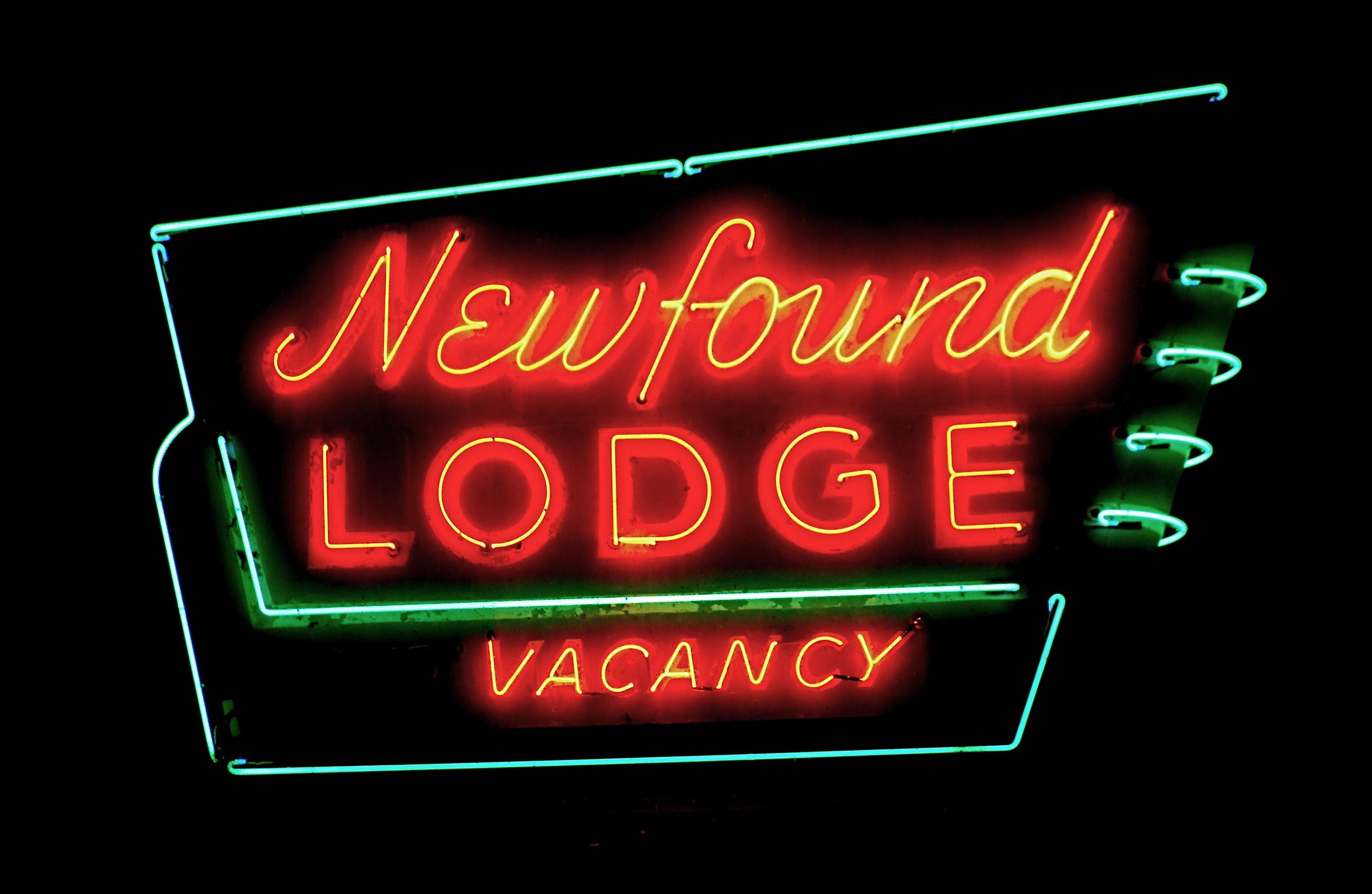 Newfound Lodge - 1192 Tsali Boulevard, Cherokee, North Carolina U.S.A. - August 1, 2008