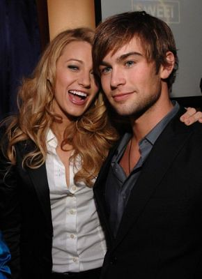 Blake Lively and Chace Crawford | Hallie Shepard | Flickr