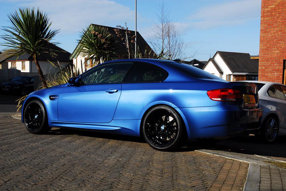 Bmw M3 E92 Blue >> 2010 BMW E92 M3 Edition - Monte Carlo Blue - purefinish.co…   Flickr