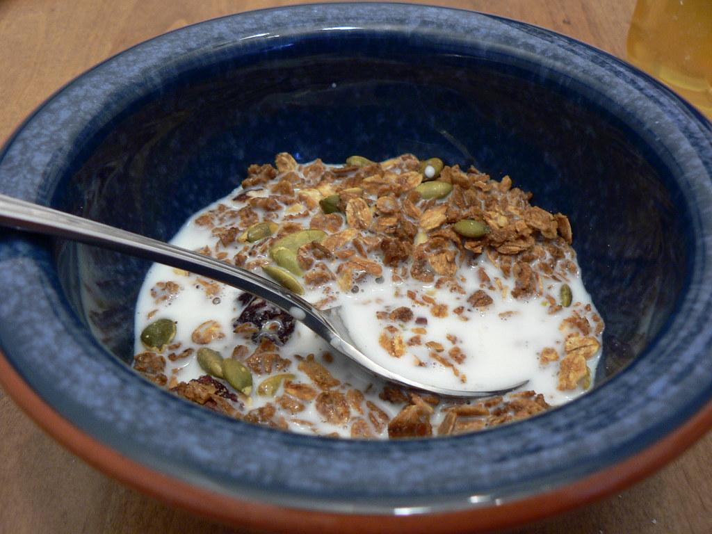 Is Granola Good Diet Food