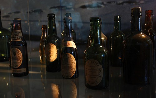 Guinness bottles | by chacrebleu