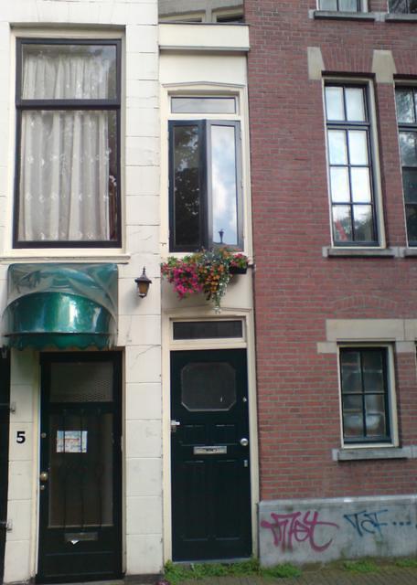 Amsterdam la plus petite maison 7 singelstraat for 7 a la maison casting