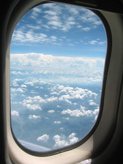 Airplane Window | by contraption