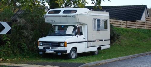 Ford Transit Mk2 Camper Flickr Photo Sharing