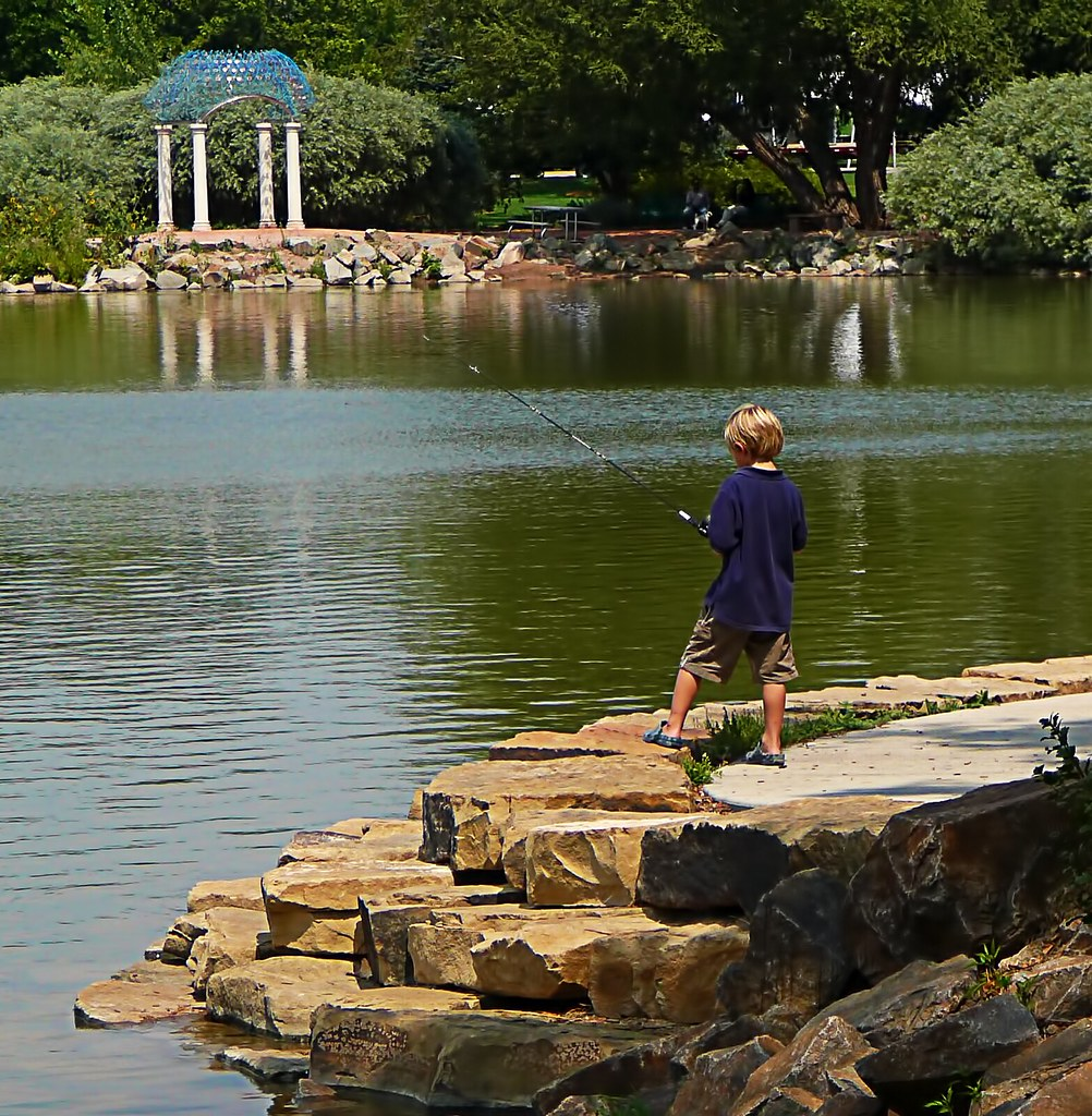 Fishing at sheldon lake city park fort collins colorado for Fishing lakes in colorado springs