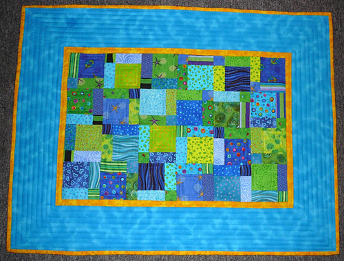 Disappearing 9 Patch block quilt | by mini_milly04