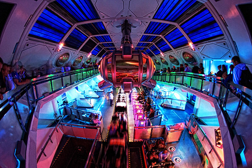Disneyland Space Mountain >>> WDW Space Mountain | by CodyWDWfan