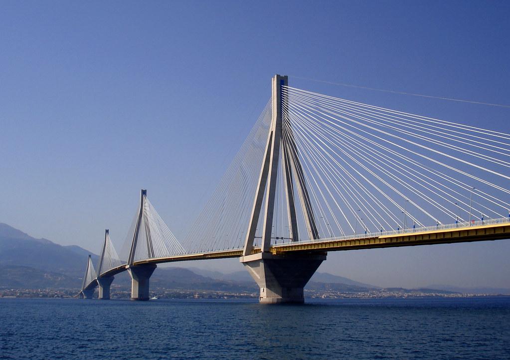 Rio Antirio Bridge The Rio Antirio Bridge Officially
