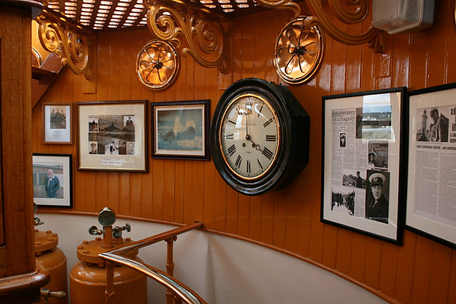 Corbiere lighthouse interior lantern room of corbiere for Light house interior