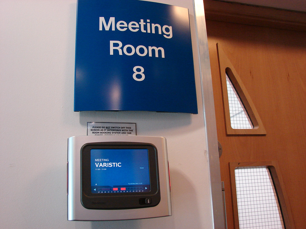 Meeting Room Finder