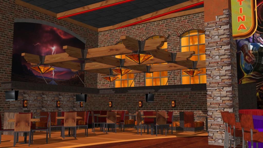 Casino restaurant design 3d restaurant space planning for 3d restaurant design software