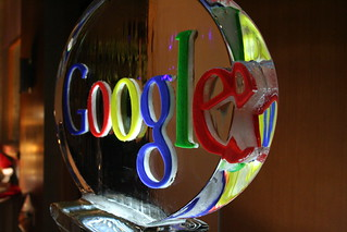 Google Ice Sculpture | by melanie.phung