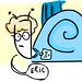Eric as a Snail