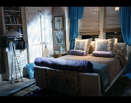Grace's bedroom on will and grace | mamachilangasf | Flickr