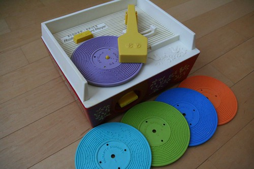 Fisher Price Record Player | by iam_ghislaine