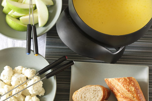 Fondue and Dippers | by Madison Bistro