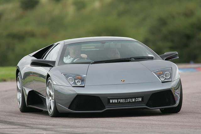 Lamborghini LP640 Murcielago