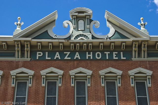 Plaza Hotel Las Vegas Nm Station Studios Flickr