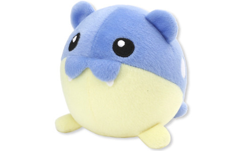 Spheal Plush Spheal Plush Blizzzardmamoswine Flickr