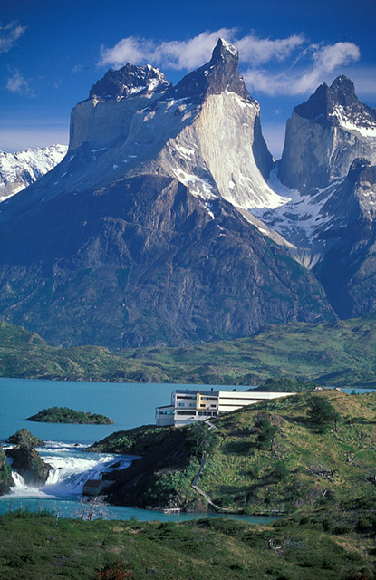Patagonia South America >> hotel explora patagonia | Travel South America | Flickr