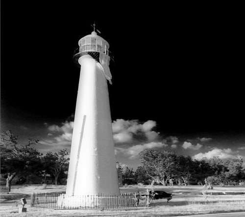 Lighthouse Still Standing in Biloxi, Mississippi | by ` Toshio '