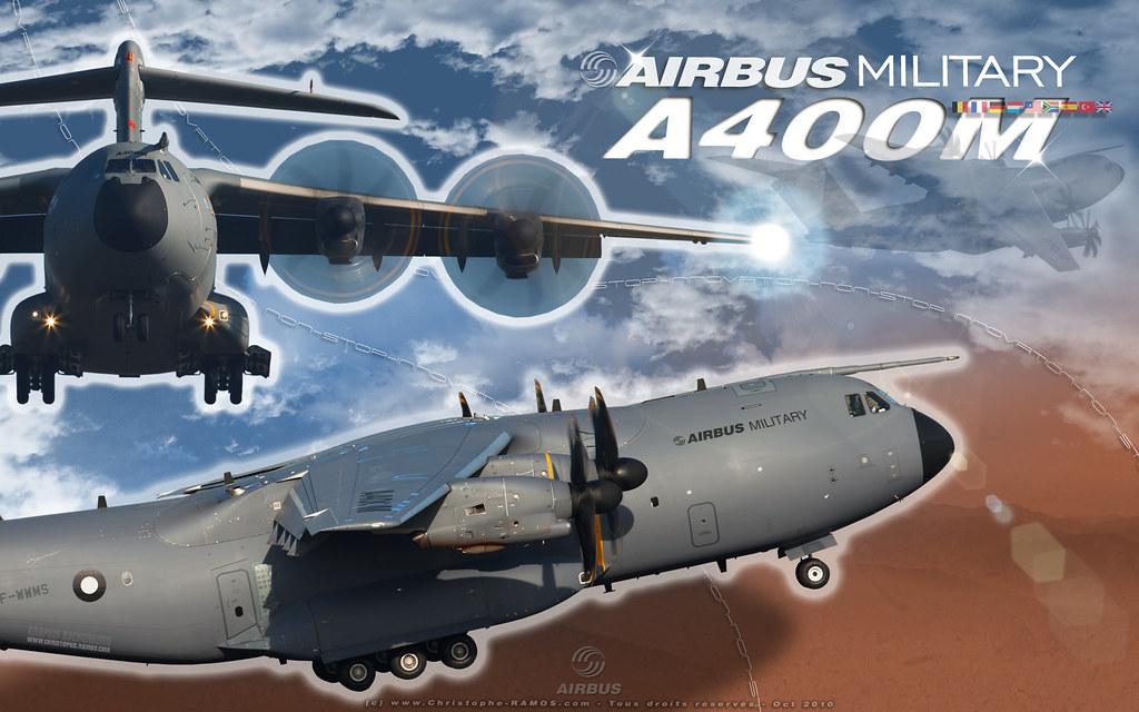 Wallpaper Airbus A400M - 1920x1200 | A400M - Fond d'écran ...