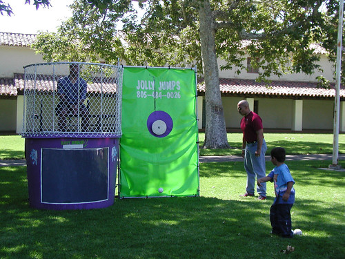 Bunk Tank at Welcome Back BBQ 2002 | by California State University Channel Islands