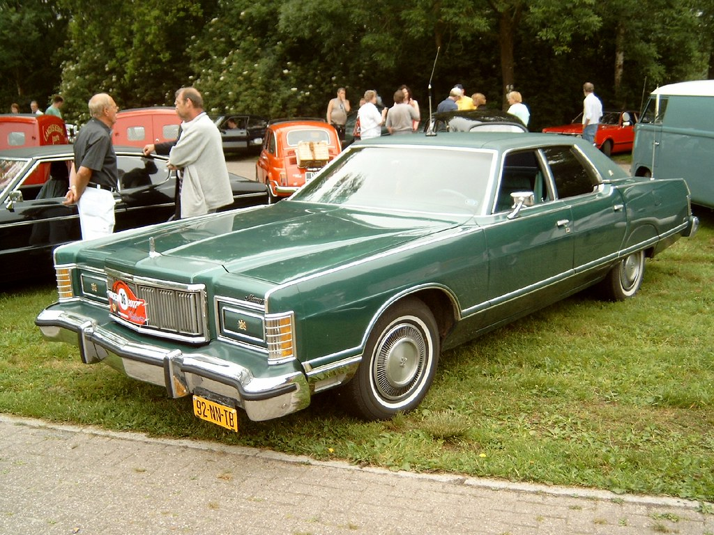 1978 Mercury Grand Marquis Any Car Older Than 25 Years