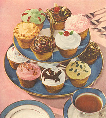 Vintage Cupcake Action | by nurse_marbles
