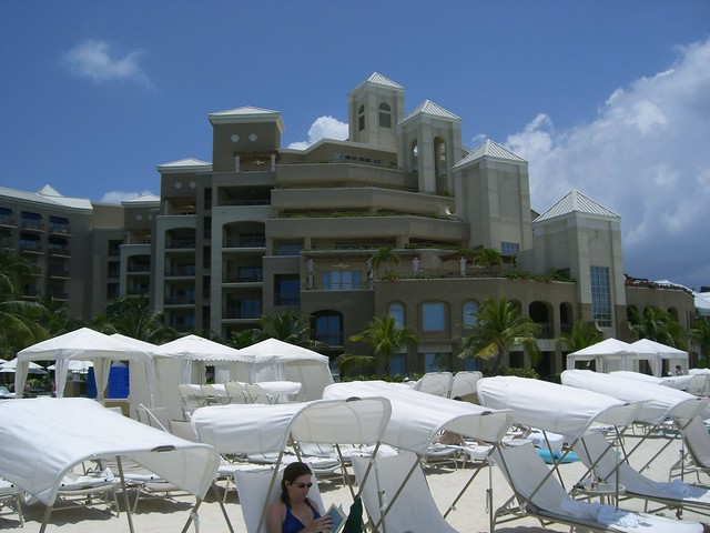 Ritz Cayman Islands Spa