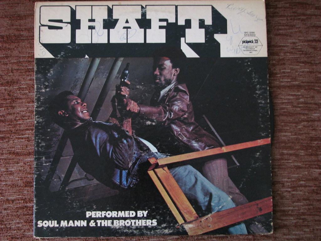 shaft movie soundtrack cover version shaft movie