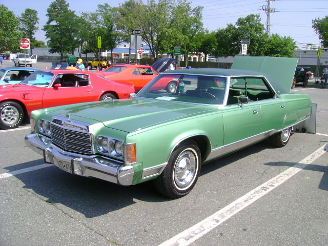 1974 Chrysler New Yorker Brougham Maryland Motor Vehicle