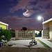 Bicycle, Light, Moon