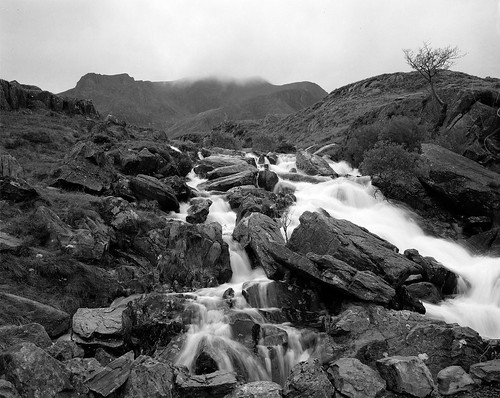Afon Idwal | by craigmageephotography