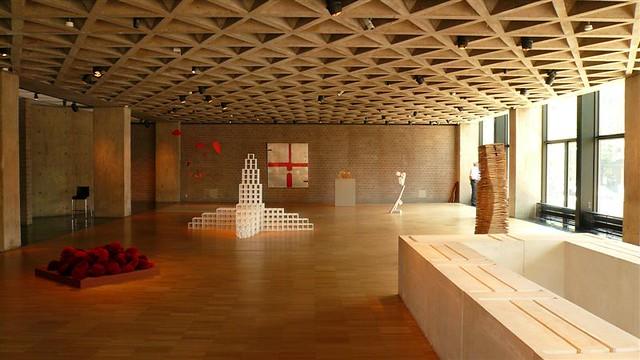 Yale University Art Gallery Arq Louis Kahn Interior