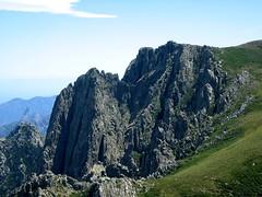 Punta di u Furnellu par Tova et Bocca d'Asinau