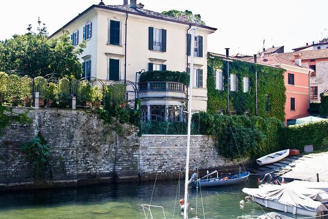 George Clooney Seine Villa Oleandra Am Comer See