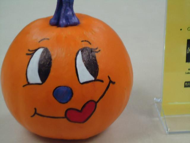 The Cute Girly Pumpkin Flickr Photo Sharing
