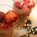 Zabaglione with Strawberries