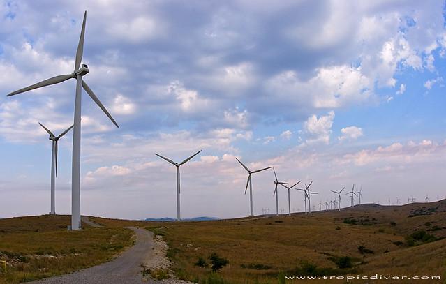 Oklahoma Wind Farm  Bob  Flickr