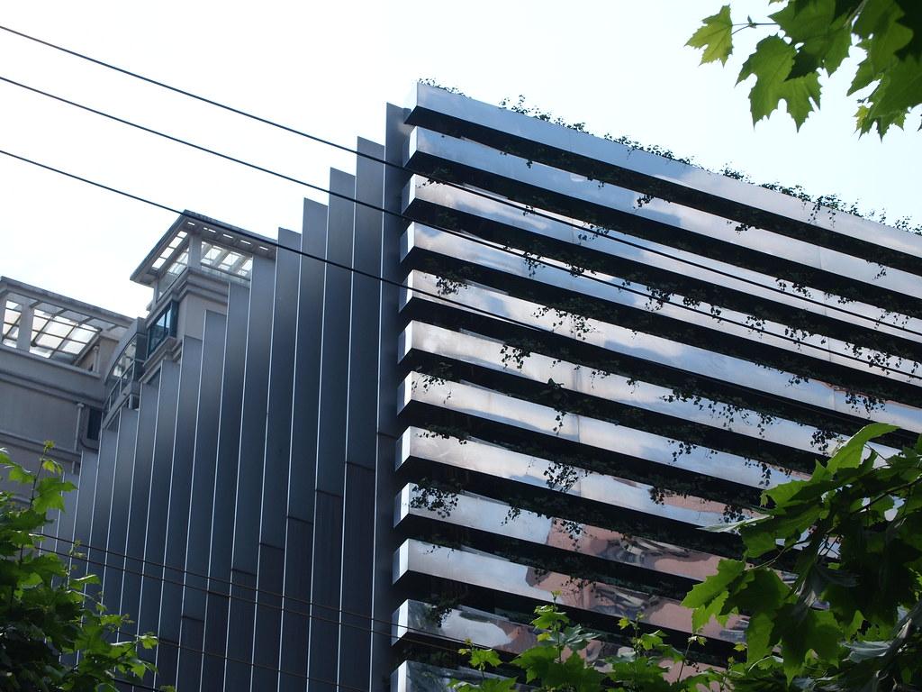 Kengo Kuma's Z58 | Kengo Kuma's office building in ...