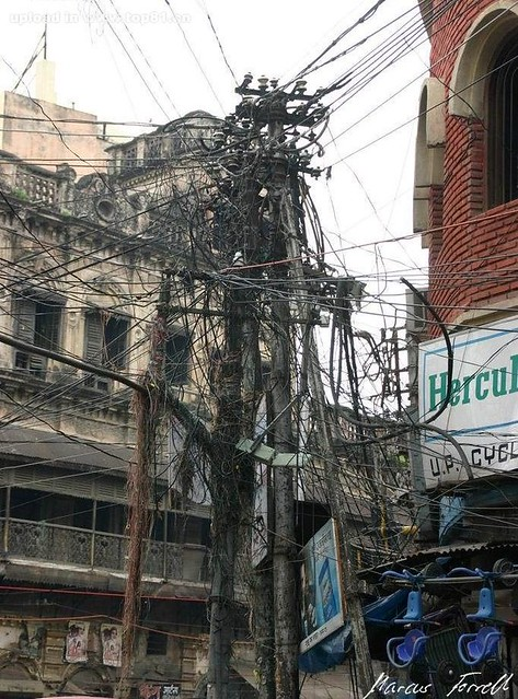 electrical wiring overload in india when you call customer flickr rh flickr com India Phone Lines India Electrical Power
