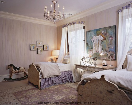 Villa Sienna girls room 2 | by Gatsby's List